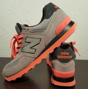 New Balance 574 Størrelse 10,5